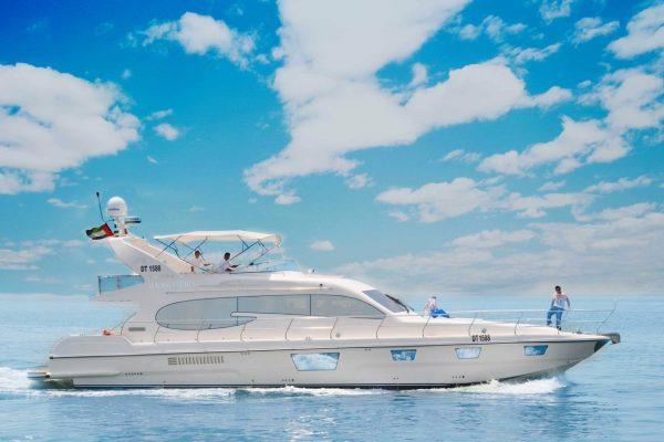 charter boat company dubai
